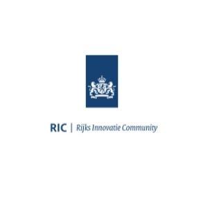 Logo van de Rijks Innovatie Community